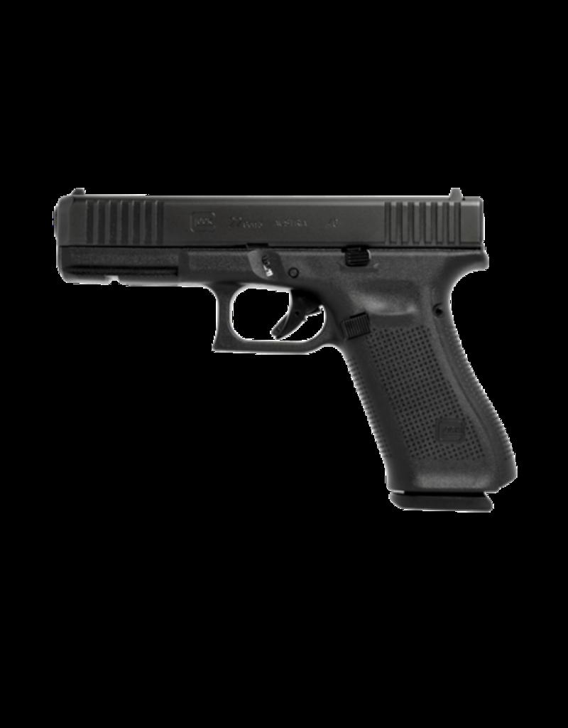 """Glock GLOCK 22 GEN5 COMMERCIAL, PA225S203, 40 S&W, 4.49"""", 15RD, BLACK"""