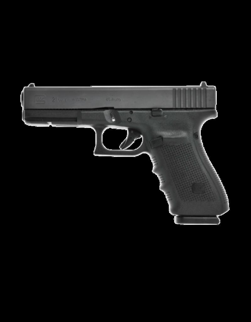 """Glock GLOCK 21 GEN 4 COMMERCIAL, #UG2150203, .45ACP, 4.6"""" BARREL, 2 MAGS"""