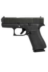 """Glock GLOCK 43X COMMERCIAL, #PX4350201, 9MM, 4"""", SINGLE STACK, 10RD, 2 MAGAZINES, BLACK nPVD"""