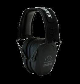 Walker's WALKER RAZOR SLIM PASSIVE EAR MUFFS, #GWP-RSMPAS, BLACK