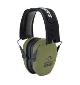 Walker's WALKER RAZOR SLIM PASSIVE EAR MUFFS, #GWP-RSMPAS-ODG, OLIVE DRAB GREEN