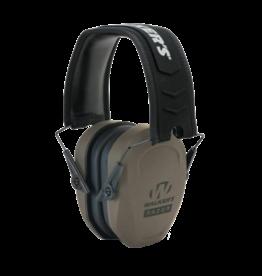 Walker's WALKER RAZOR SLIM PASSIVE EAR MUFFS, #GWP-RSMPAS-FDE, FLAT DARK EARTH