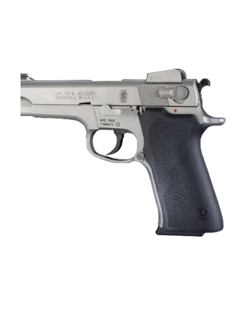 Hogue HOGUE PANELS, SMITH & WESSON 3RD GEN. 9MM OR .40CAL WITH SLIDE SAFETY #40010