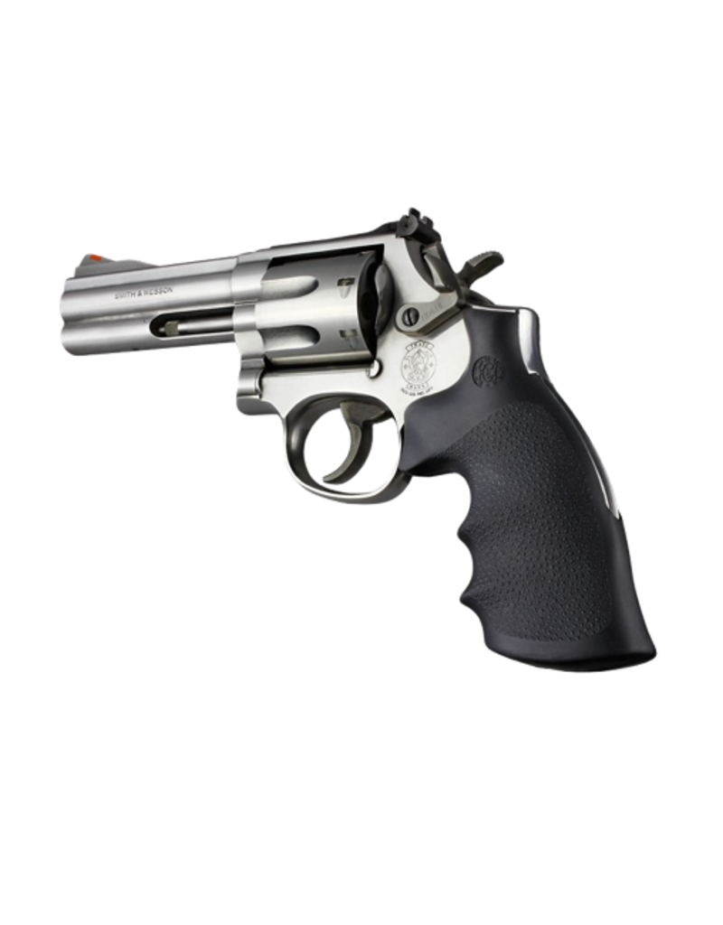 Hogue HOGUE S&W K OR L RD. BUTT RUBBER CONVERSION MONOGRIP