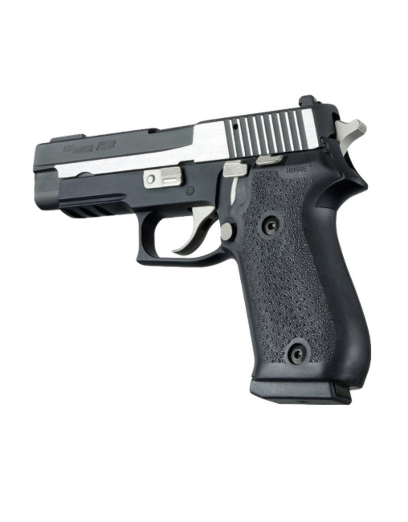 Hogue HOGUE SIG SAUER P220 AMERICAN RUBBER - NO FINGER GROOVES