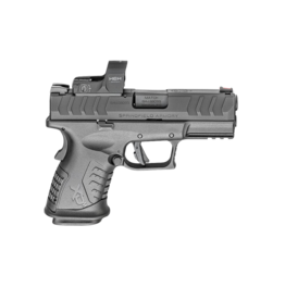 """Springfield Armory SPRINGFIELD XDM ELITE COMPACT, XDME93810CBHCOSPD, 10MM, 3.8"""", HEX DRAGONFLY RED DOT"""