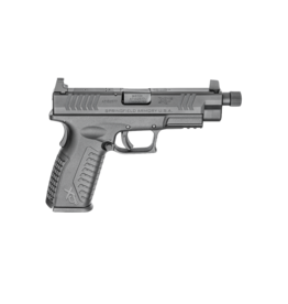 """Springfield Armory SPRINGFIELD XDM TACTICAL, XDMT94510BHCOSP, 10MM, 4.5"""" THREADED BARREL, BLK, OPTIC READY"""