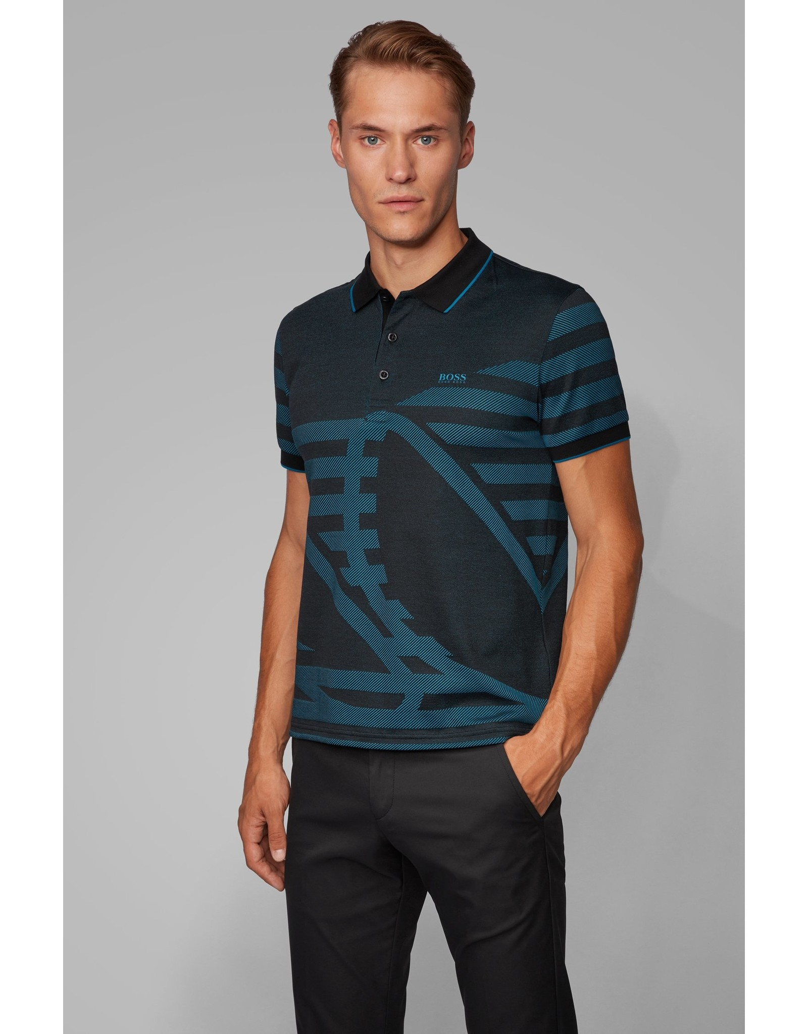 BOSS ATHLEISURE BOSS ATHLEISURE PADDY 5 F19