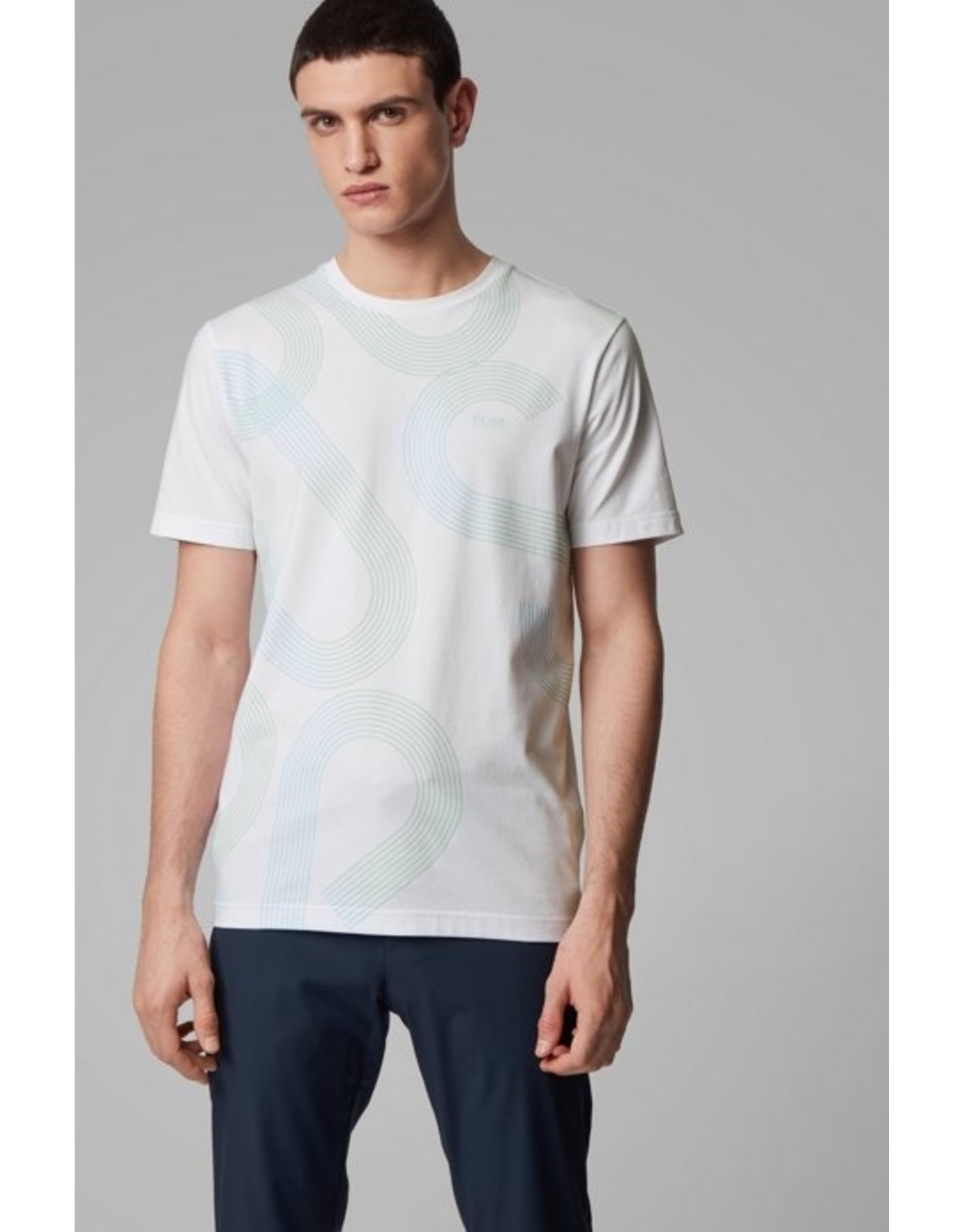 BOSS ATHLEISURE BOSS ATHLEISURE TEE 7 SS20