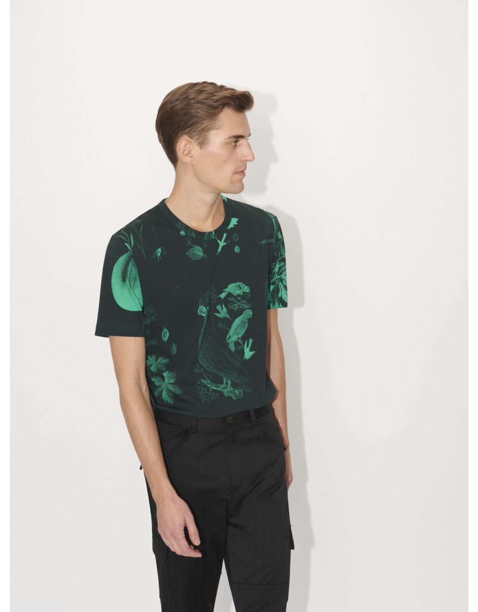TIGER OF SWEDEN TIGER OF SWEDEN TROPICAL TEE SS20