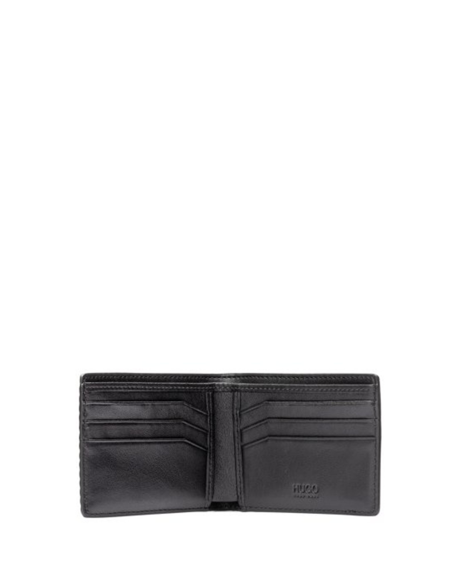 HUGO HUGO DIAMOND BILLFOLD WALLET
