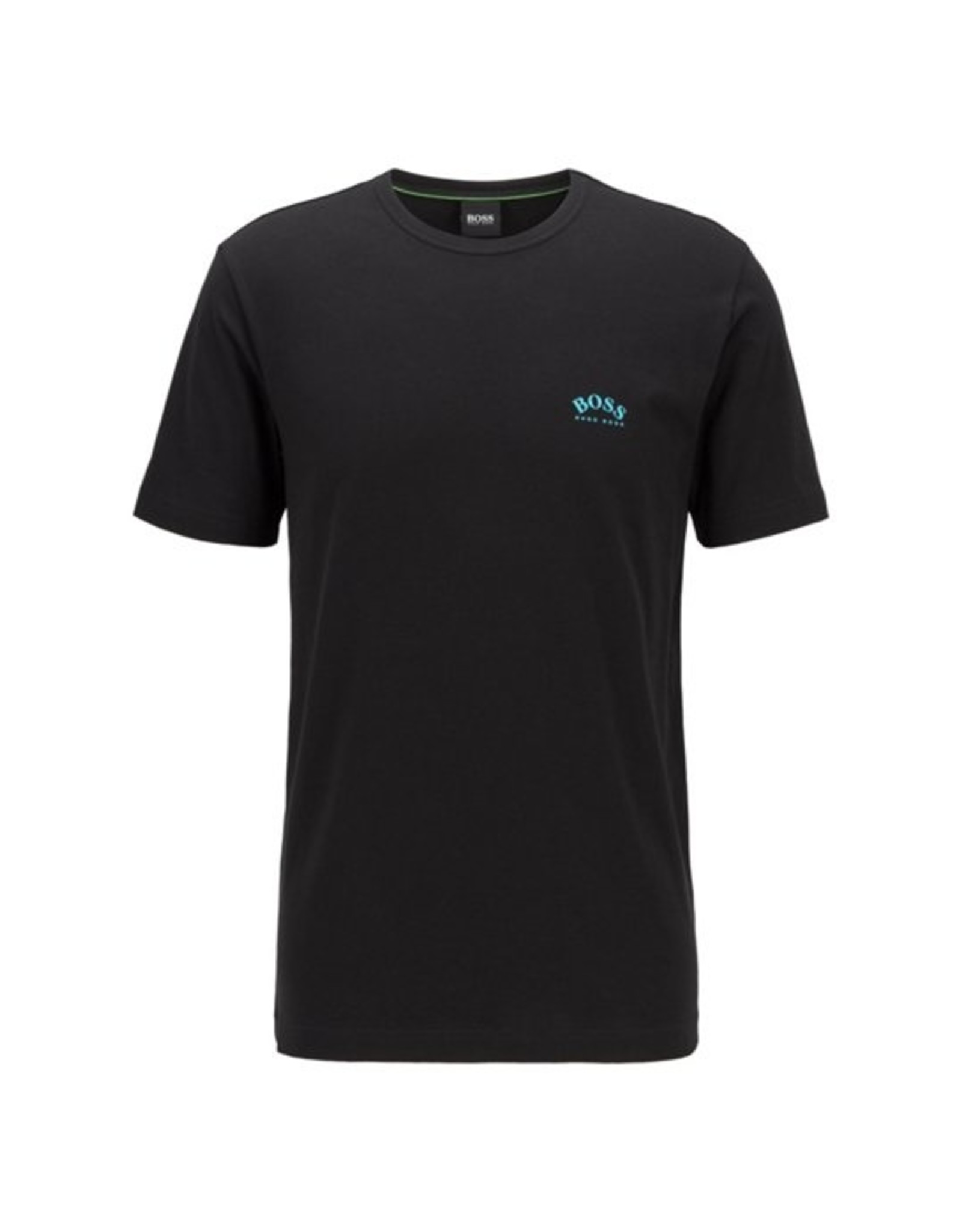 BOSS ATHLEISURE BOSS ATHLEISURE TEE CURVED