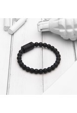 BRASS AND UNITY Brass and Unity - Black Active Bracelet