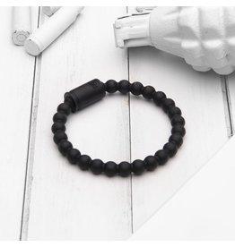BRASS AND UNITY Brass and Unity - Black Active Bracelet