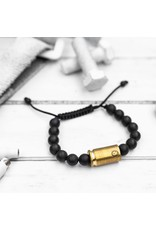 BRASS AND UNITY Brass and Unity - ADJ Warrior  Matte Black Onyx