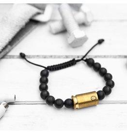 BRASS AND UNITY Brass and Unity - ADJ Warrior  Matte Black Onyx
