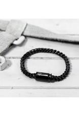BRASS AND UNITY Brass and Unity - Quattro Titanium Bracelet