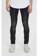 KUWALLA TEE KUWALLA Vintage Destroyed Denim