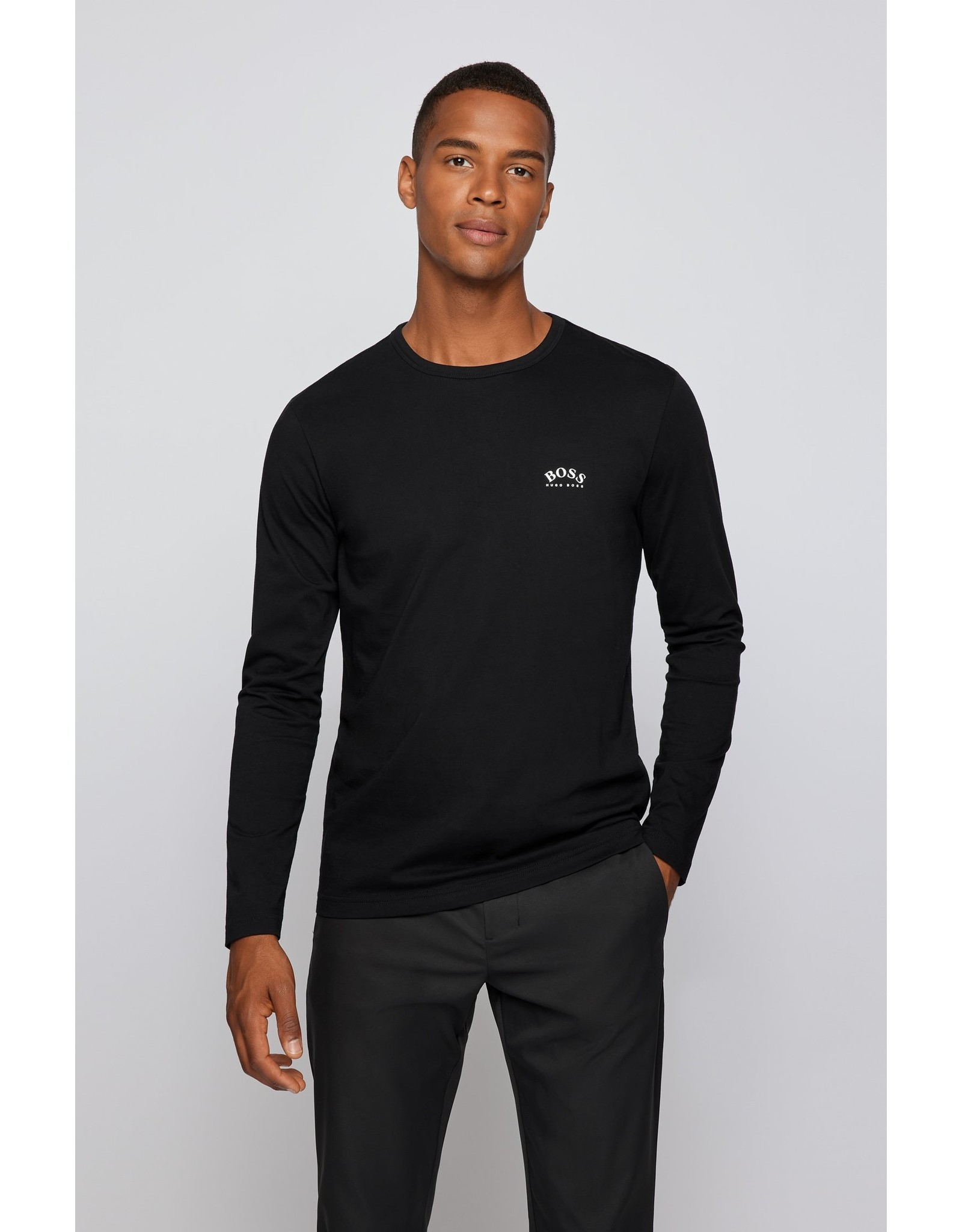 BOSS ATHLEISURE BOSS TOGN CURVED