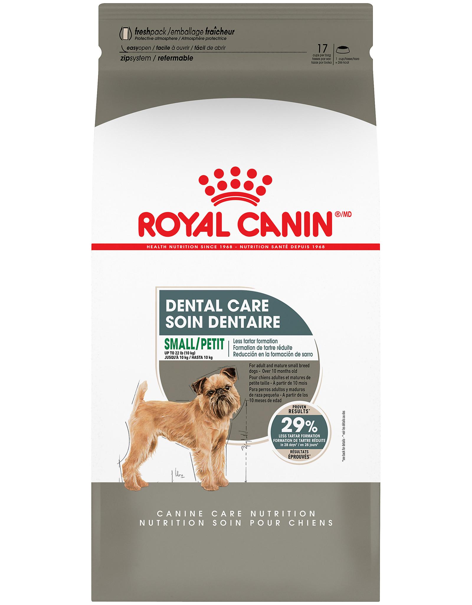 Royal Canin Royal Canin Dog Small Dental 17lb