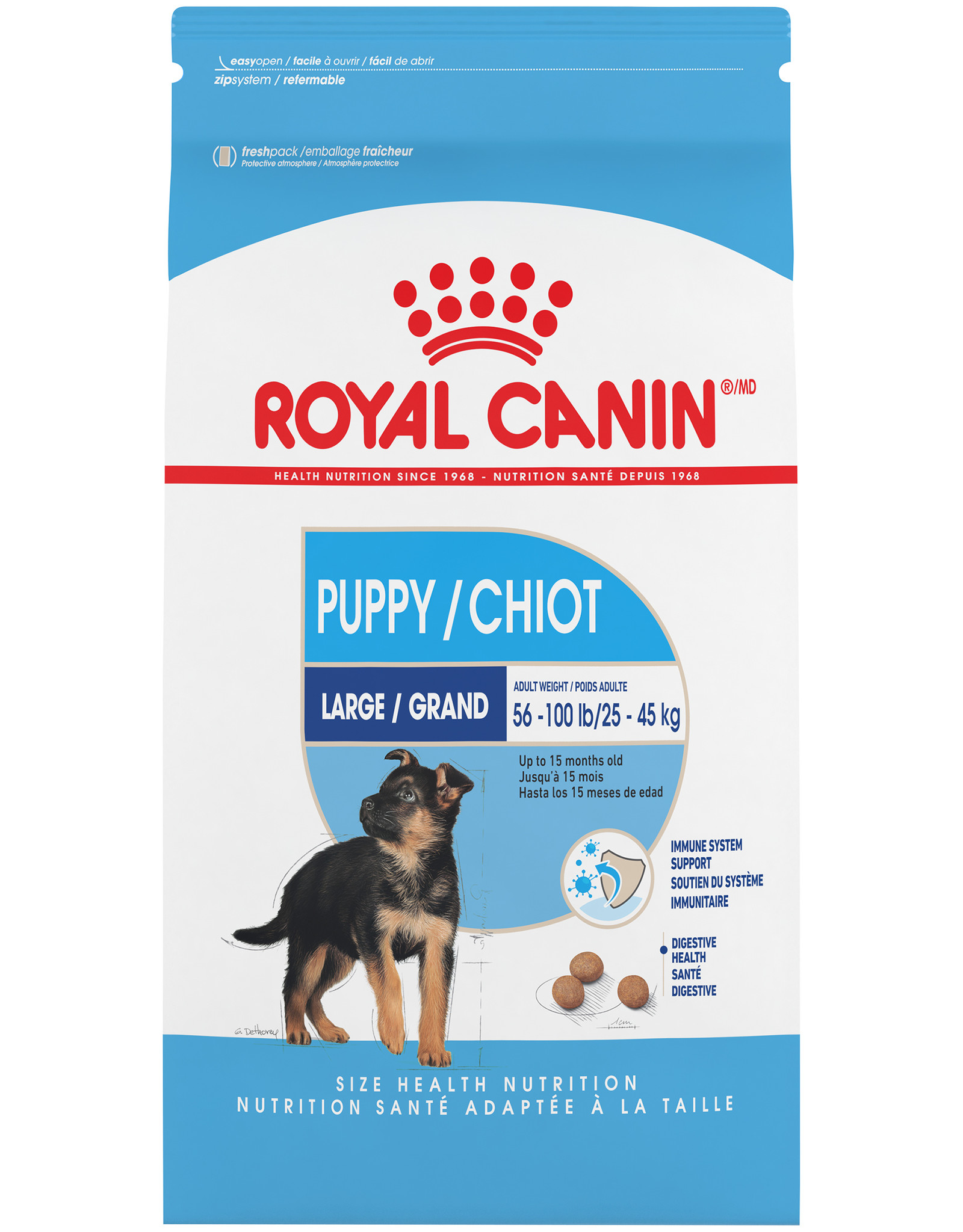 Royal Canin Royal Canin Dog Large Puppy 35lb