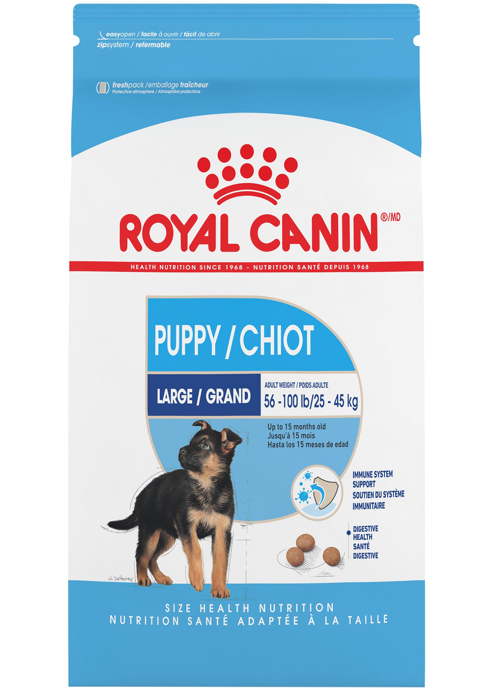 Royal Canin Royal Canin Large Puppy 35lb