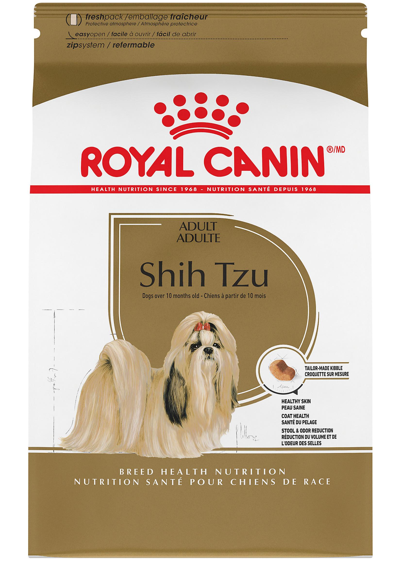 Royal Canin Royal Canin Dog Shih Tzu 10lb