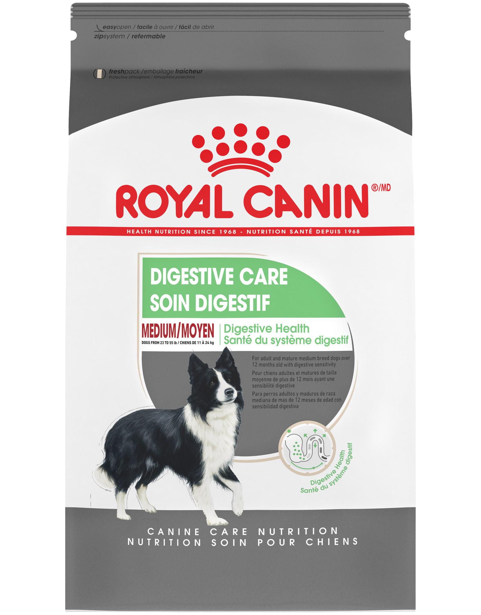 Royal Canin Royal Canin Dog Medium Digestive Care 30lb