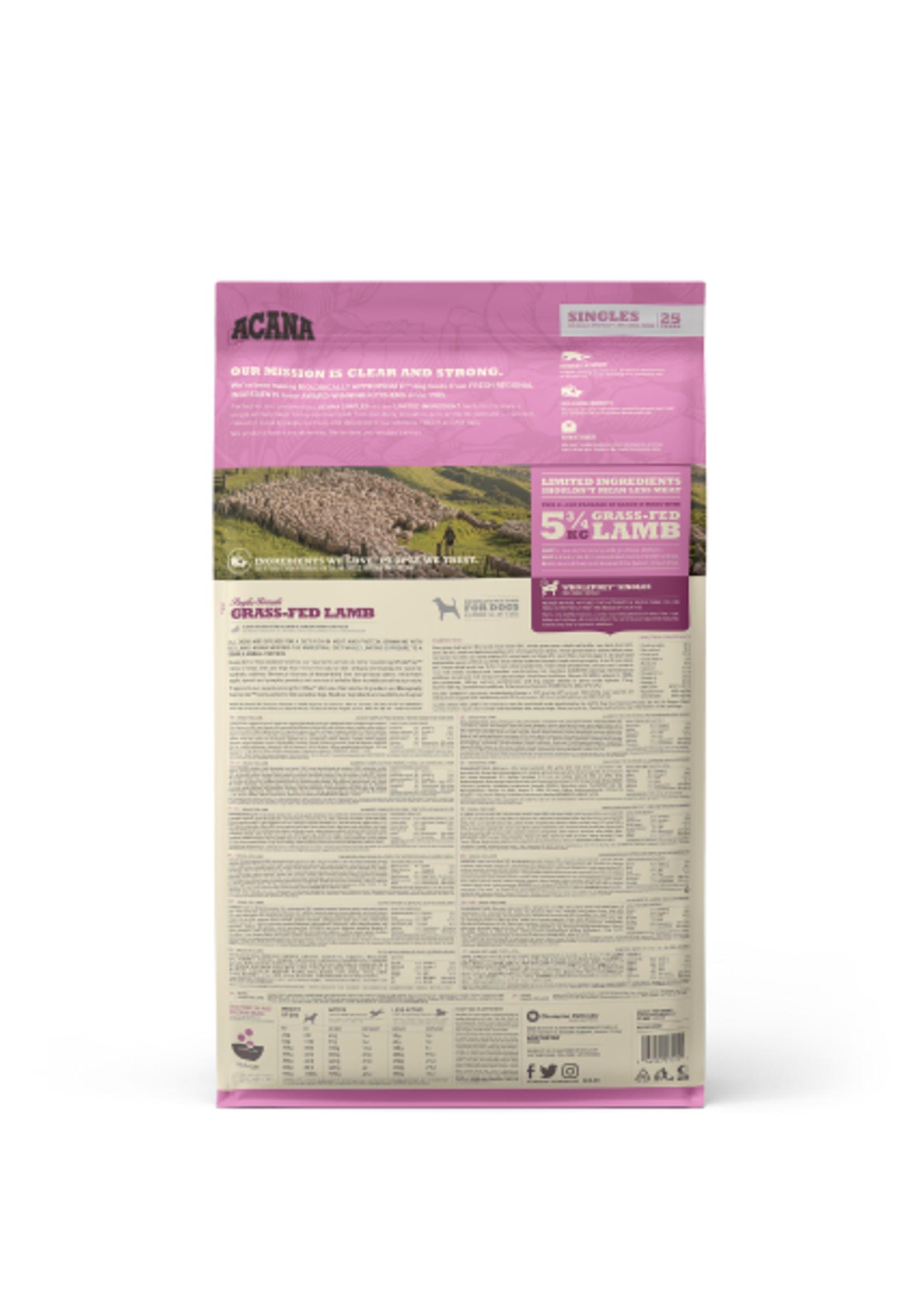 Acana® Acana Dog Singles Lamb + Apple 10.8kg