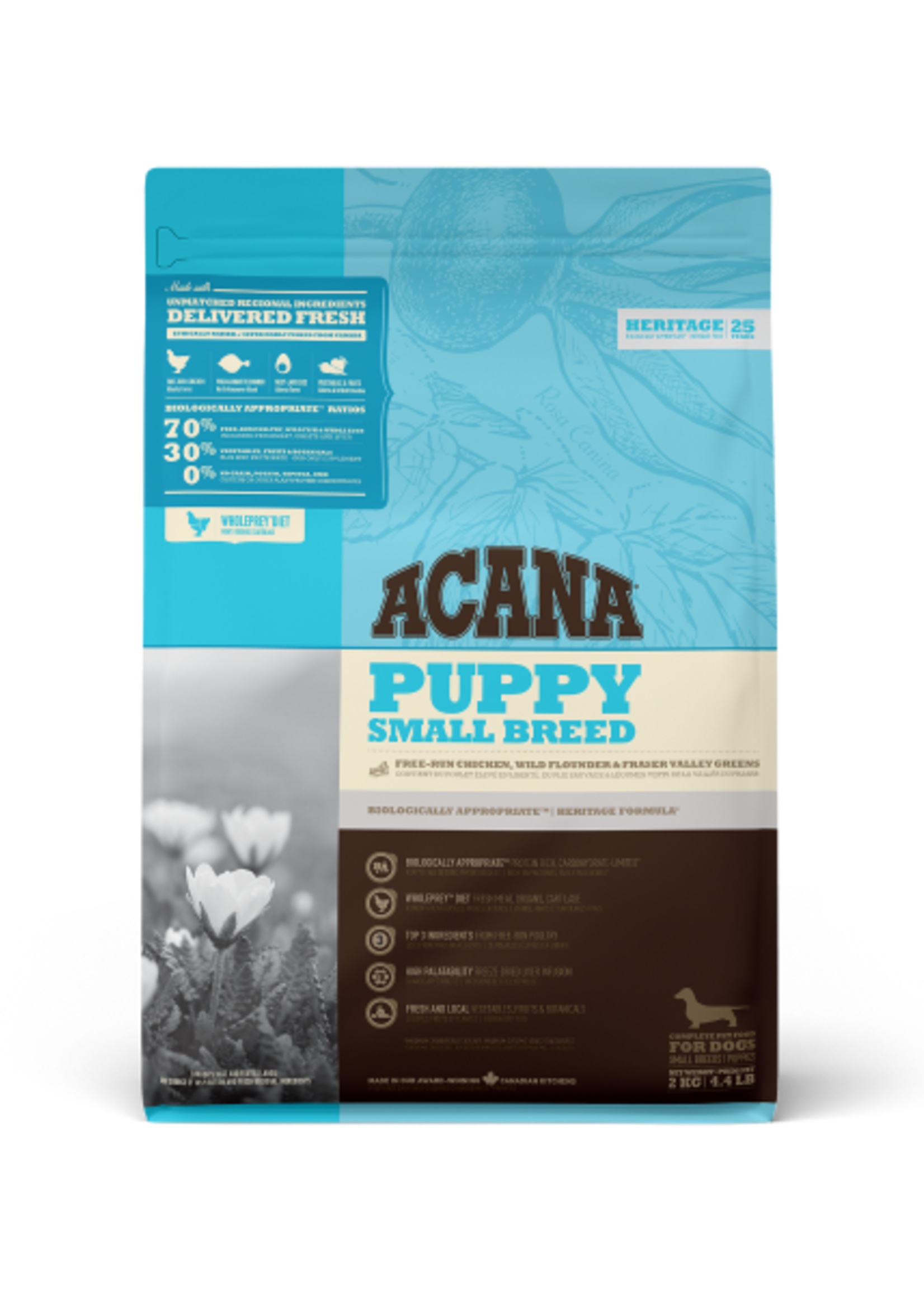 Acana® Acana Dog Heritage Puppy Small Breed 2kg