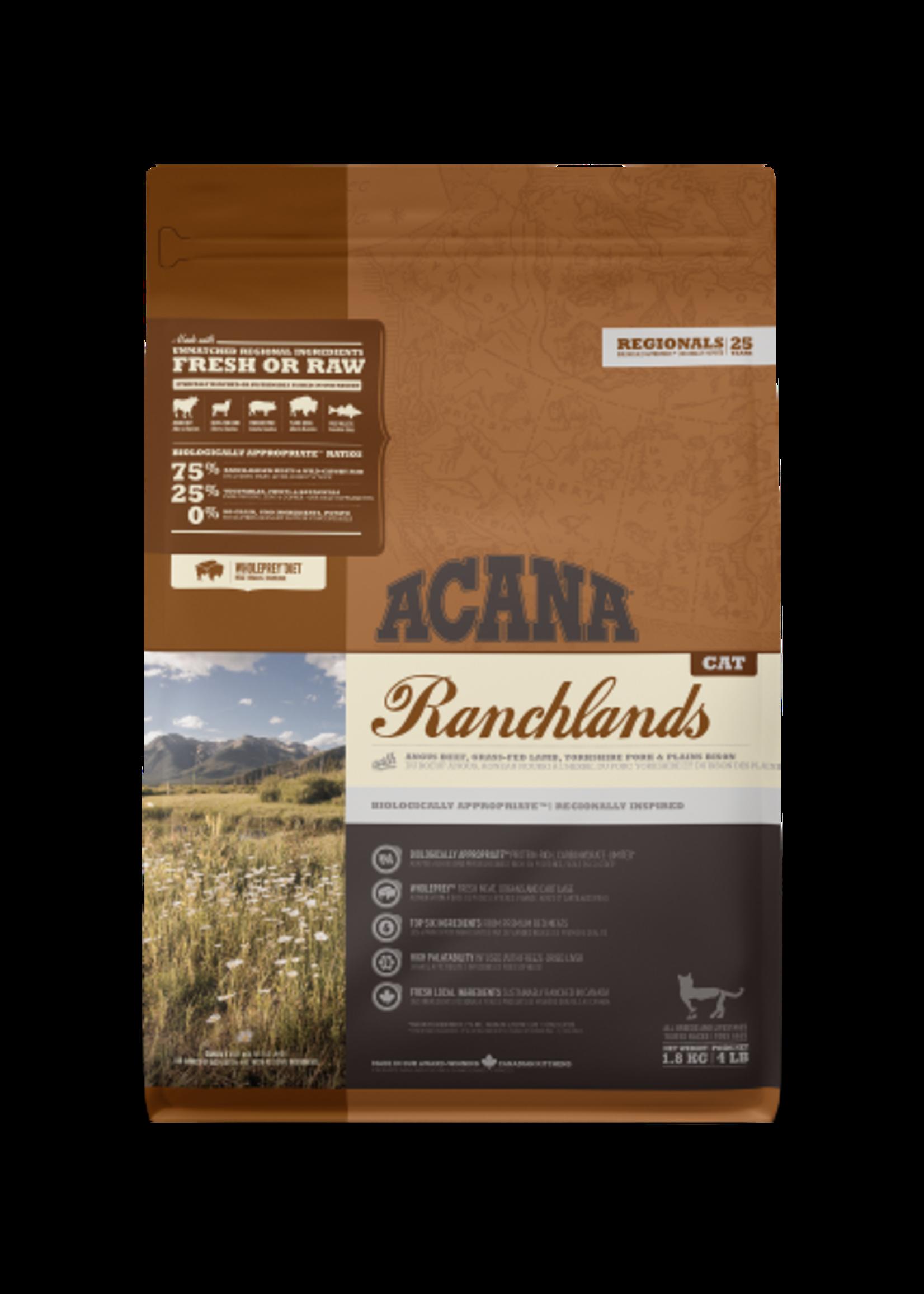 Acana® Acana Cat Regionals Ranchlands 1.8kg