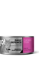 Petcurean Go Daily Defence Cat Chicken Stew Can 5.5oz