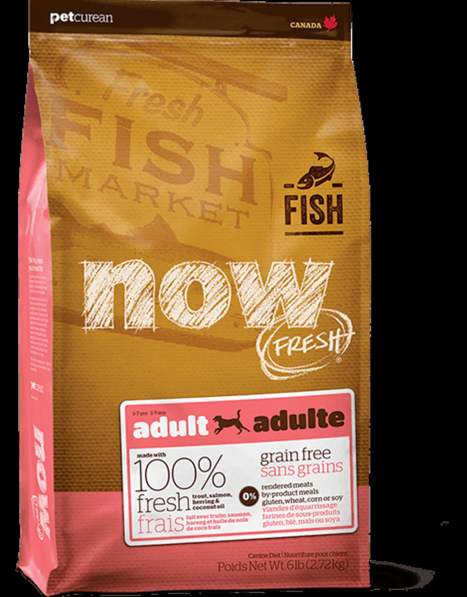 Petcurean Now Fresh Grain Free Dog Trout Salmon Herring 6lb
