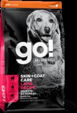 Petcurean Go Skin & Coat Dog Lamb With Grains 25lb