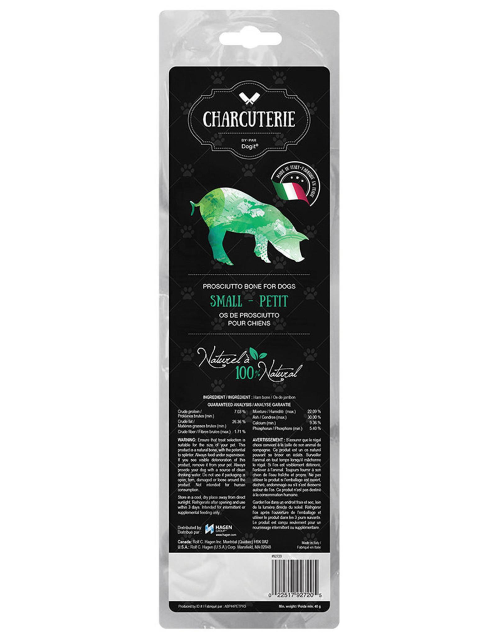 Dogit  Charcuterie Italian Ham Bone Small