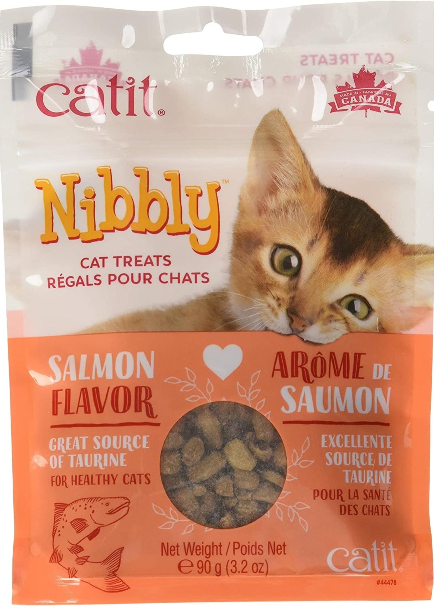 Catit Nibbly Salmon Treat 90 g
