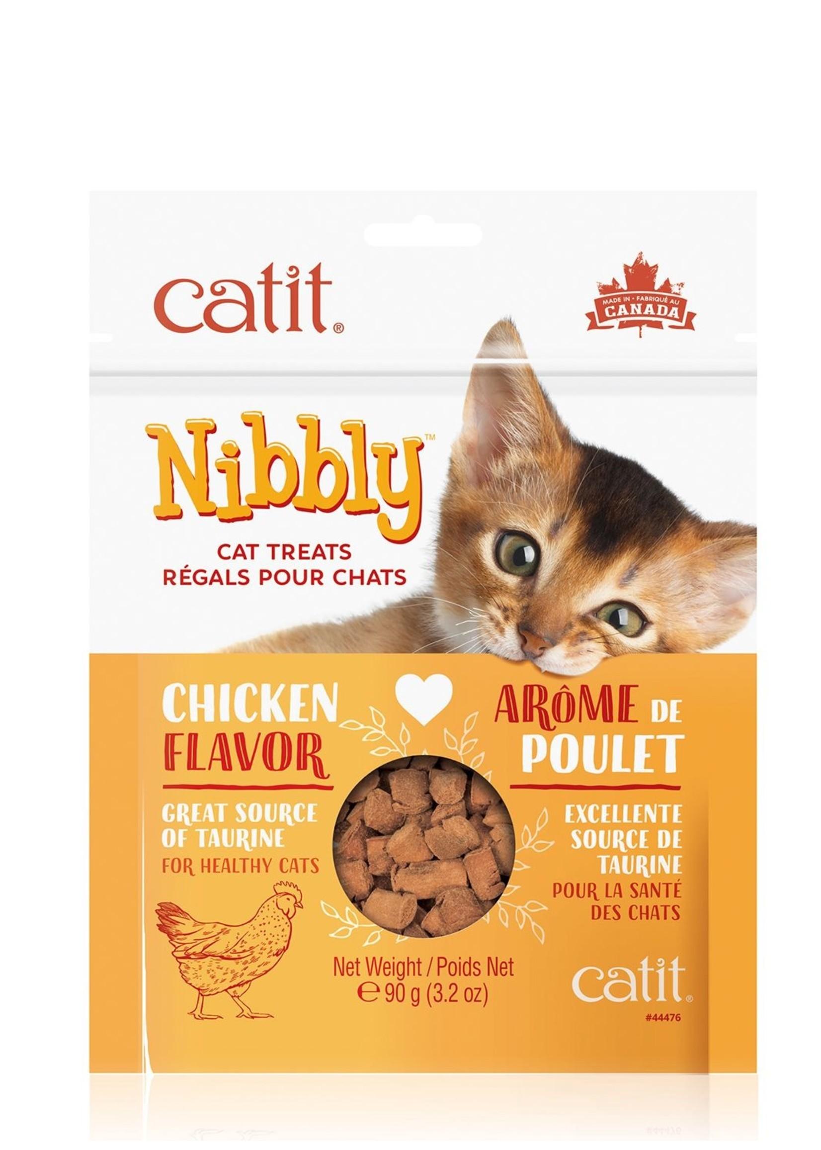 Catit Nibbly Chicken 90 g