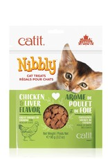 Catit Nibbly Chicken & Liver