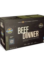 Big Country Raw Big Country Raw Beef Dinner Carton 4lbs