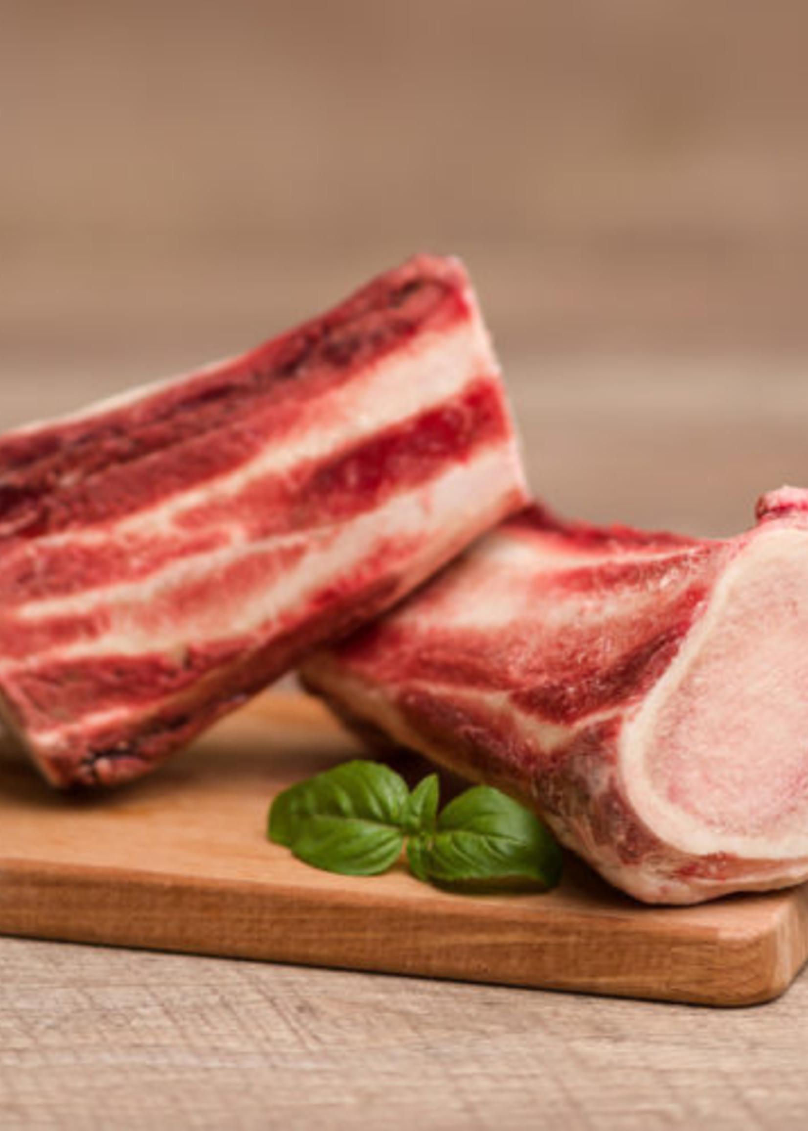 Big Country Raw Big Country Raw Beef Marrow Bone Large 2lbs