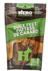 Big Country Raw Hero Duck Feet 125g