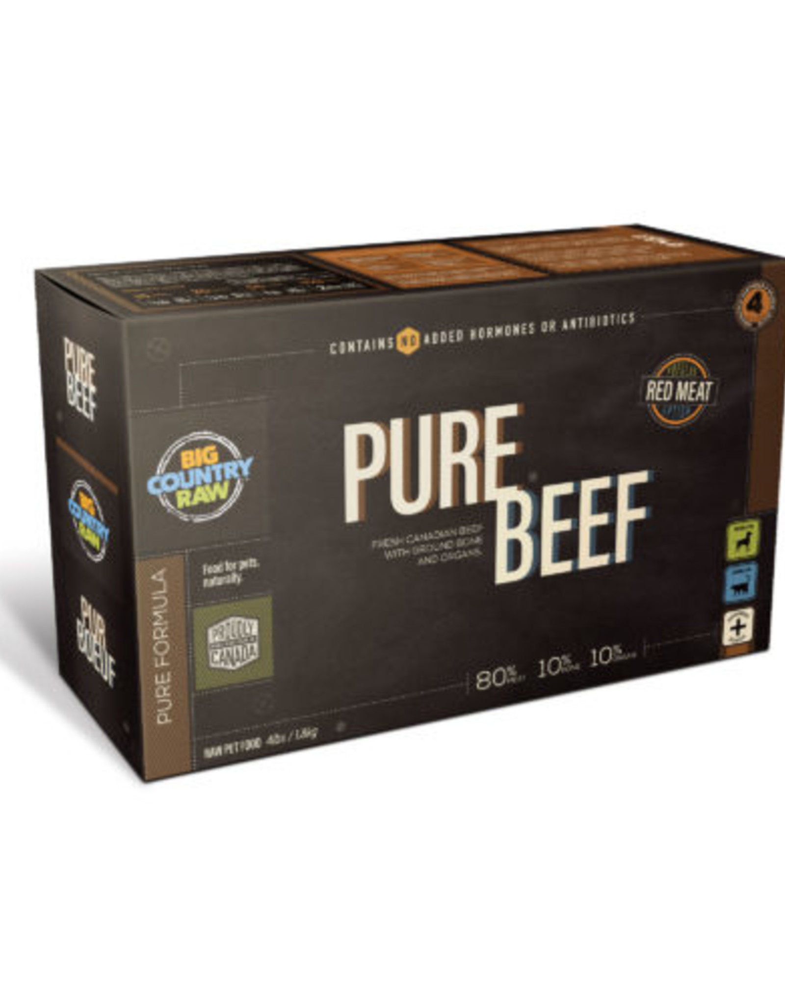 Big Country Raw Big Country Raw Grab N Go Pure 12lbs