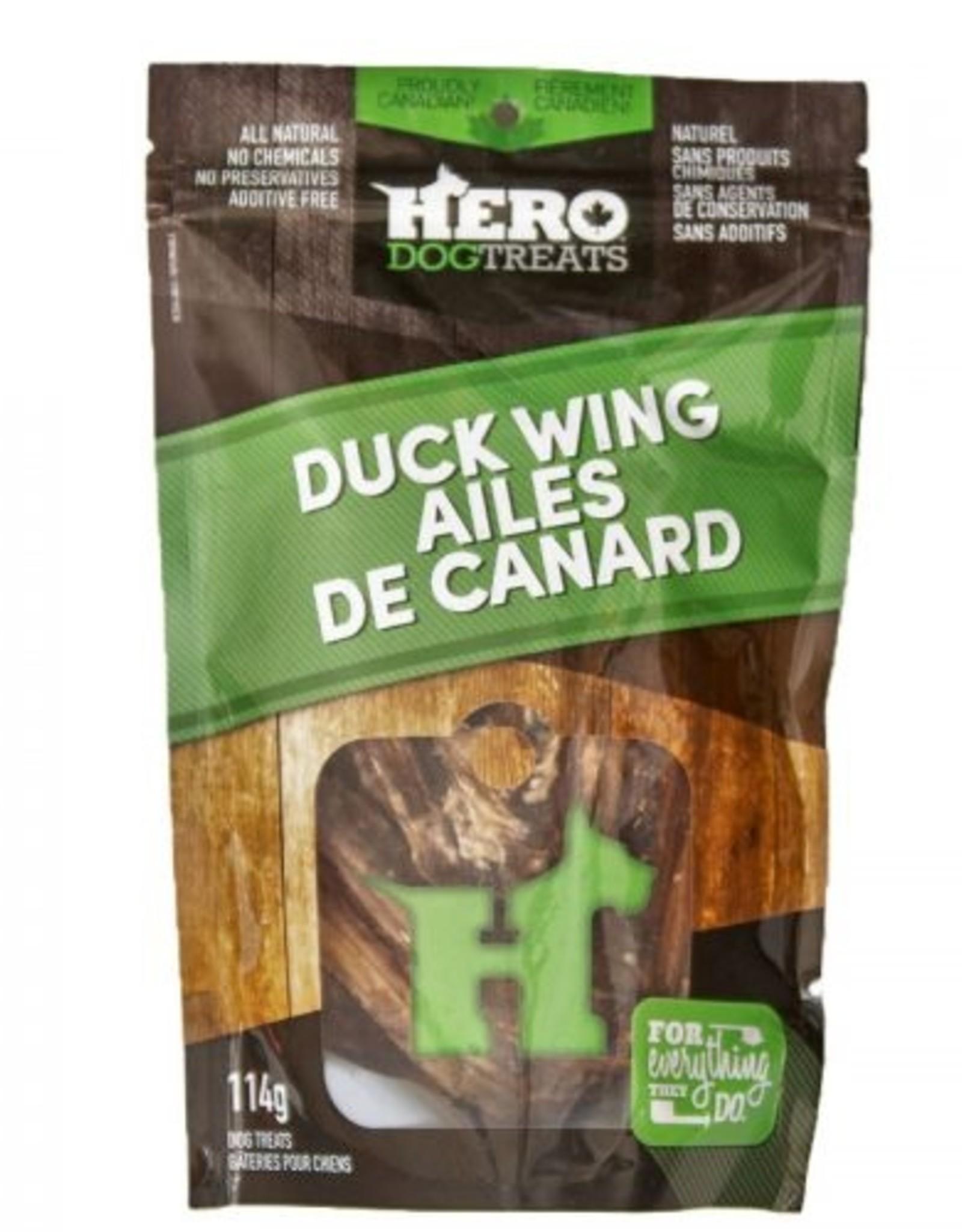 Big Country Raw Hero Duck Wings 114g