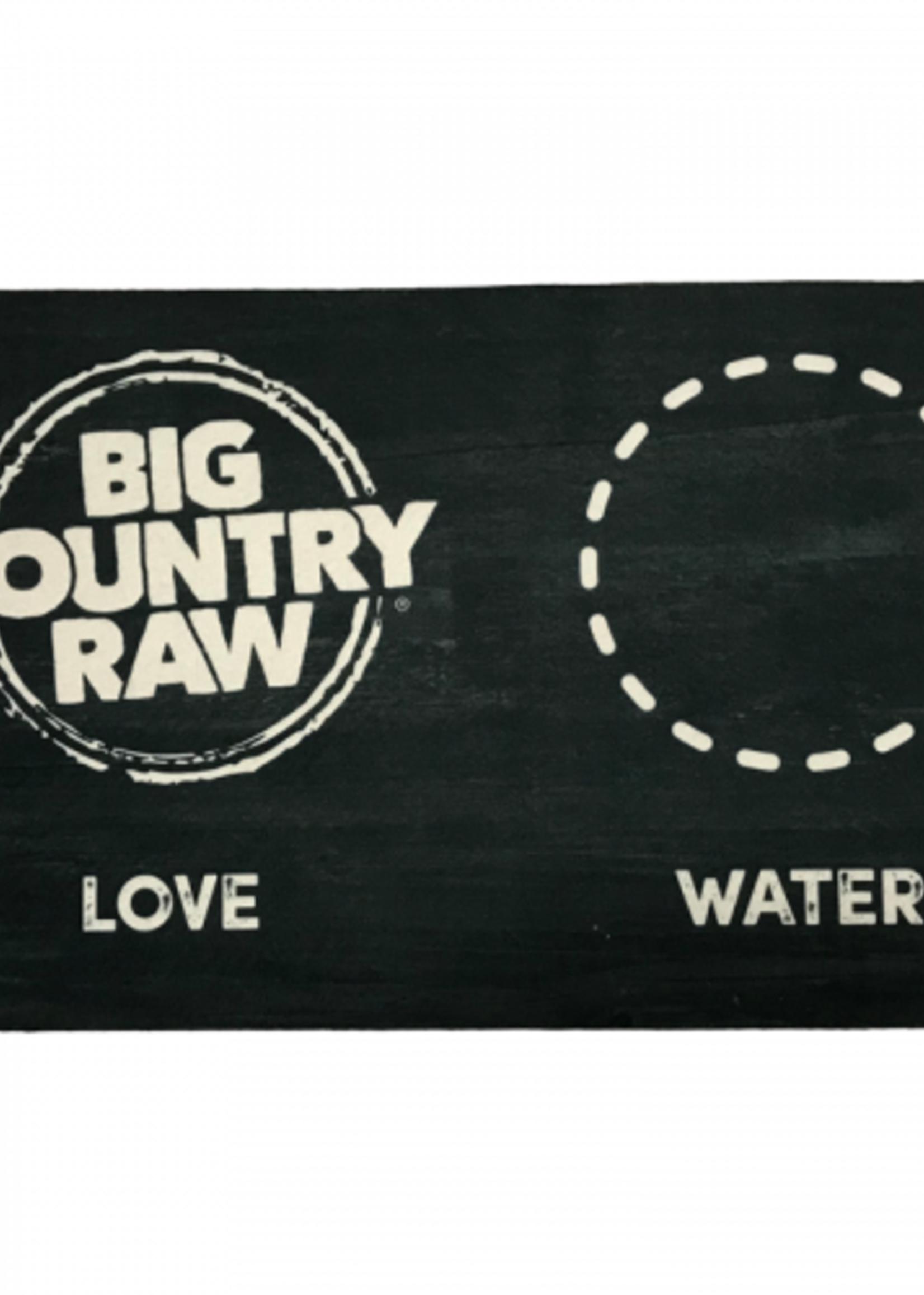 Big Country Raw Big Country Raw Pet Mat