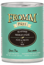 FROMM Fromm Dog Seafood Medley Pate 12.2oz