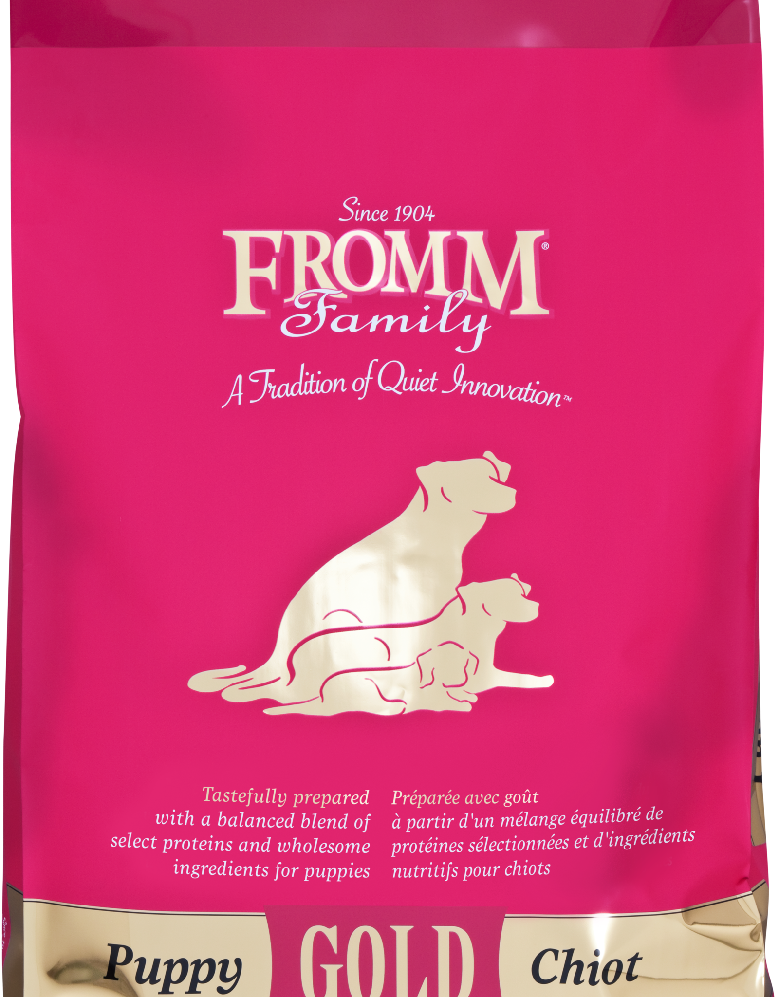 FROMM Fromm Dog Puppy Pink 33lb