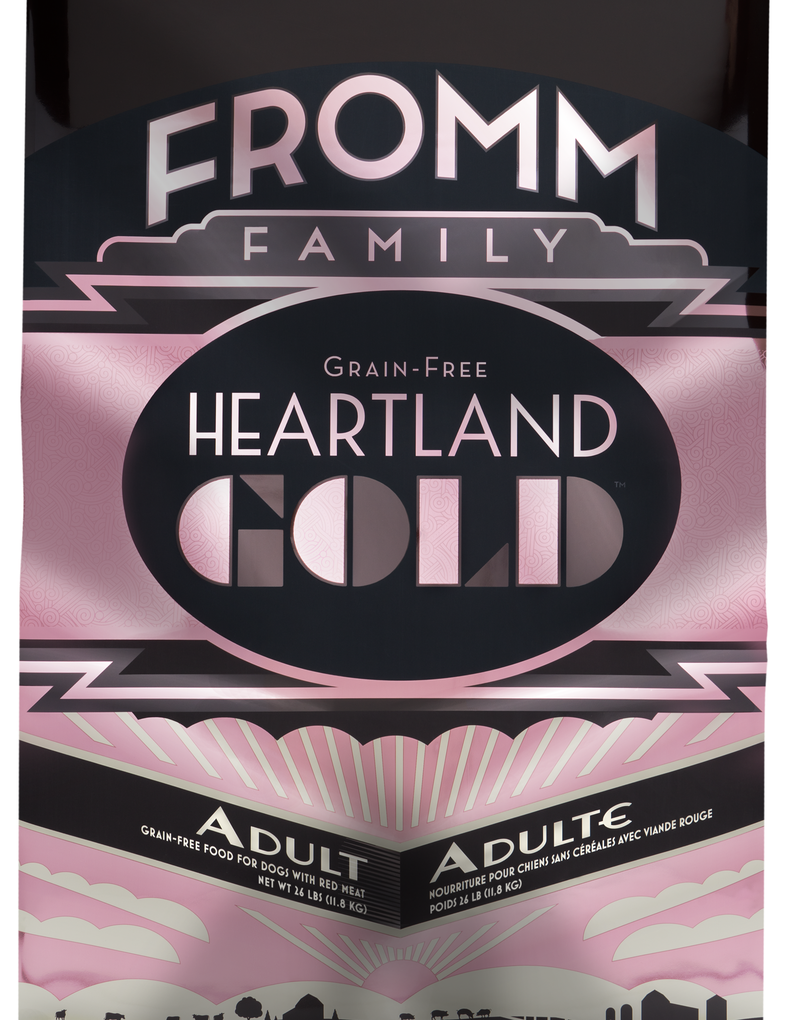 FROMM Fromm Dog Heartland Adult 11.8kg