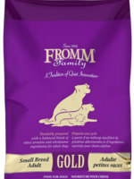 FROMM Fromm Dog Small Breed Adult Gold 15lb