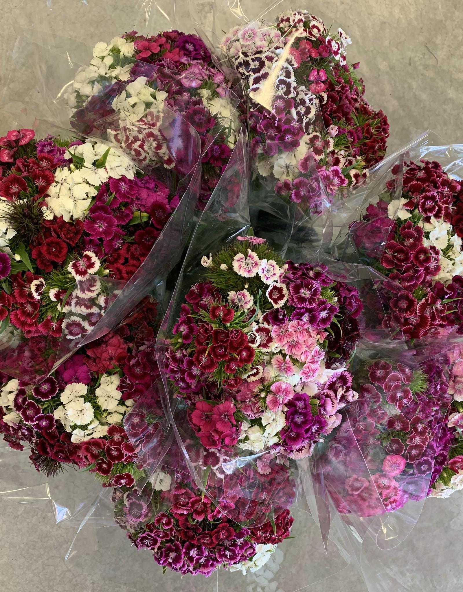 Heritage Flower Bouquet (Sweet William)
