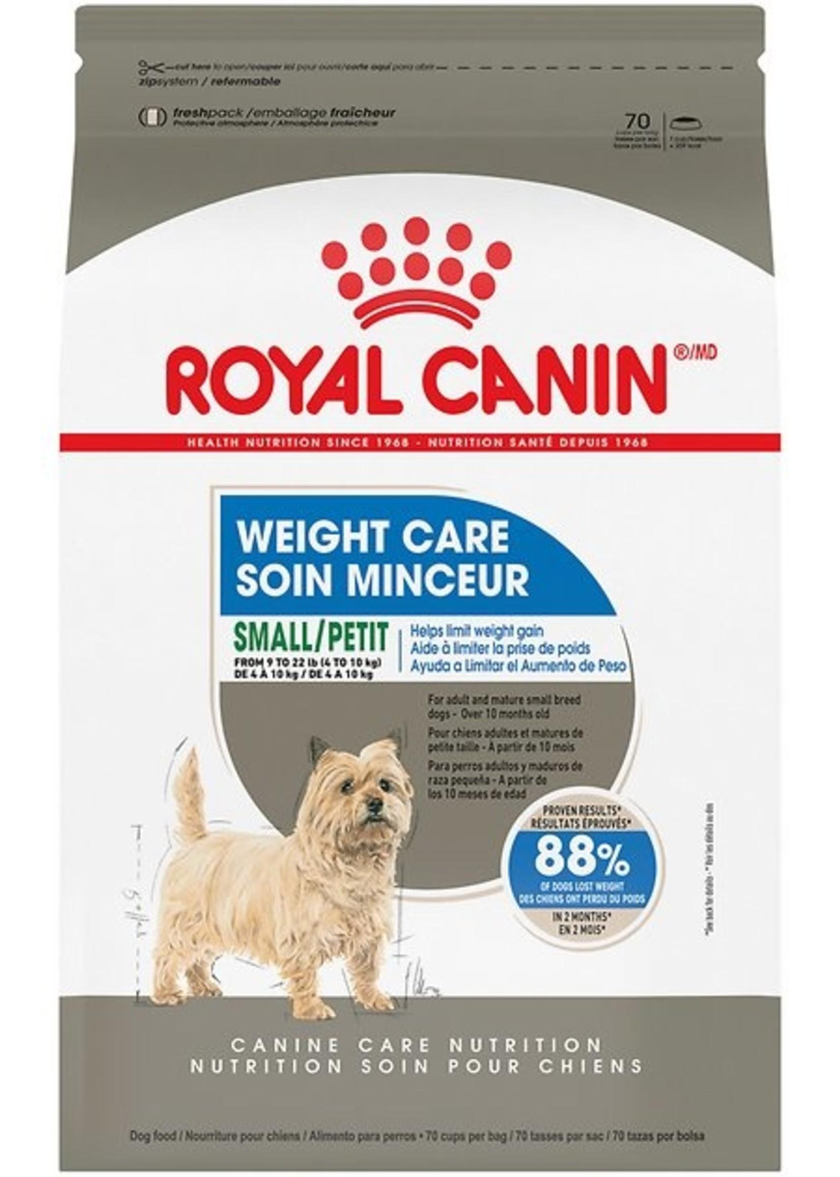 Royal Canin Royal Canin Dog Small Weight Care 2.5lb